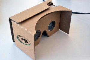 google cardboard vr face interne